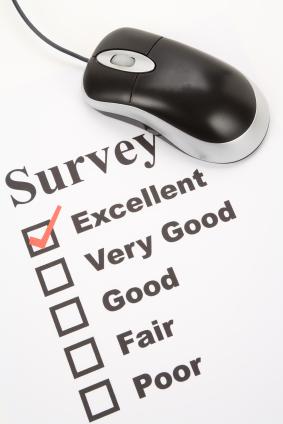 survey 101 event survey sample questions